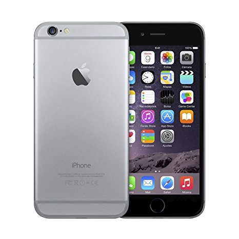 iPhone 6 Space-Grey
