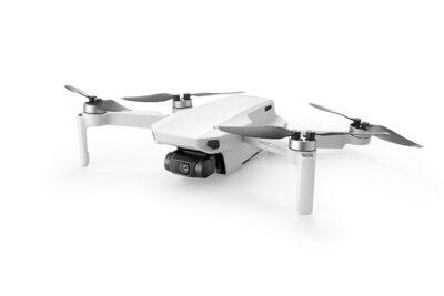 Mavic mini drone at Mac Ops Queenstown